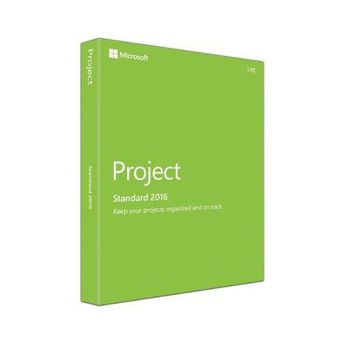 Microsoft Project 2016 Standard, Download