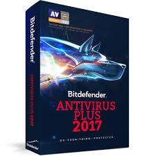 Bitdefender Antivirus Plus 2017, 5 PC - 1 Jahr, Download