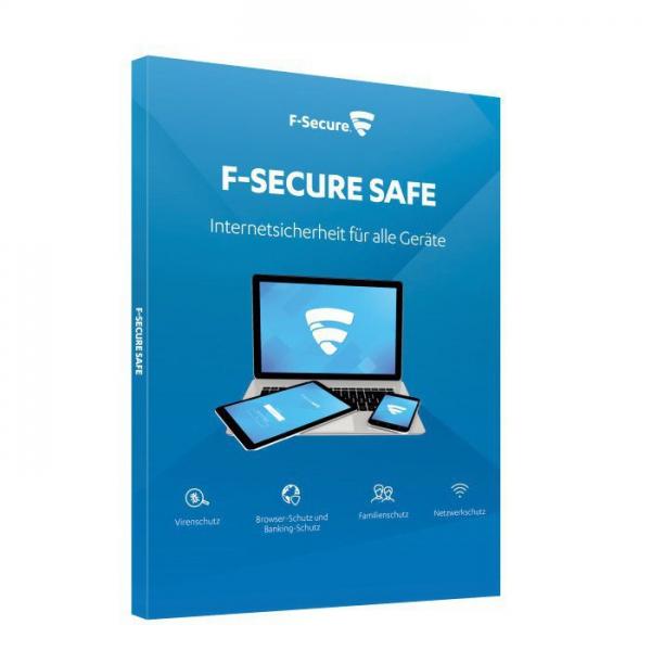 F-Secure Safe 2019