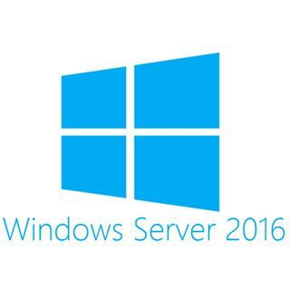 Microsoft Windows Server 2016 Standard für bis zu 16 Kerne SB/OEM