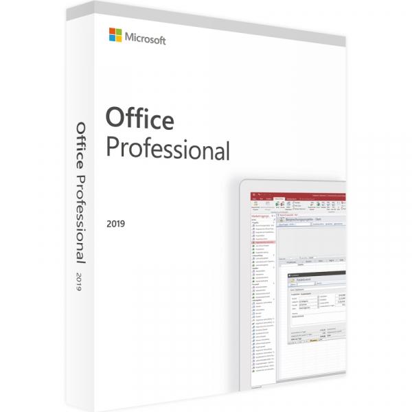 Microsoft Office 2019 Professional - www.software-shop.com.de