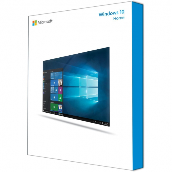 Microsoft Windows 10 Home 32/64 Bit Download