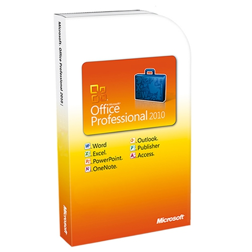 Microsoft Office 2010 Professional PKC - www.software-shop.com.de