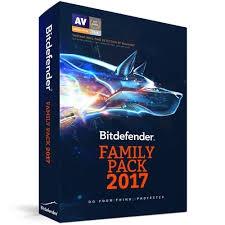 Bitdefender Family Pack 2017 Multi-Device, Alle Geräte eines Haushaltes - 2 Jahre, Download