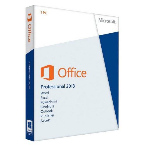 Microsoft Office 2013 Professional, PKC -NEU-