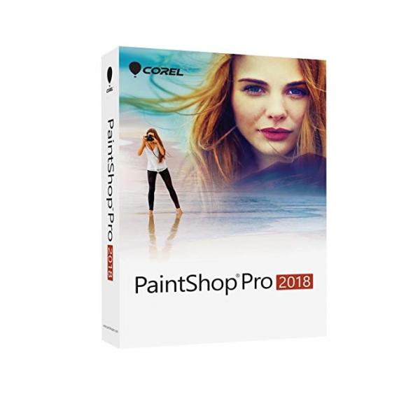 Corel PaintShop Pro 2018 - www.software-shop.com.de