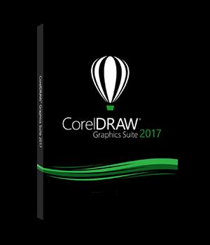 CorelDRAW Graphics Suite 2017 Upgrade Win, Deutsch, Box
