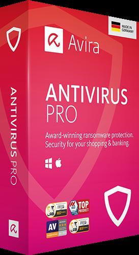 Avira Antivirus Pro 2019, 1 Gerät / 3 Jahre, ESD, Download