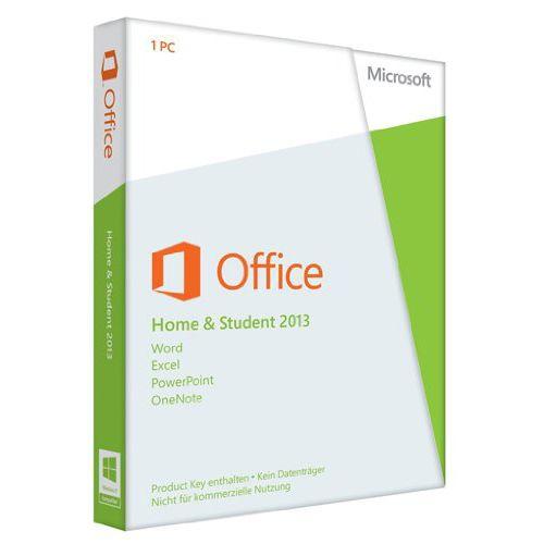 Microsoft Office 2013 Home and Student, PKC, deutsch (79G-03604) NEU