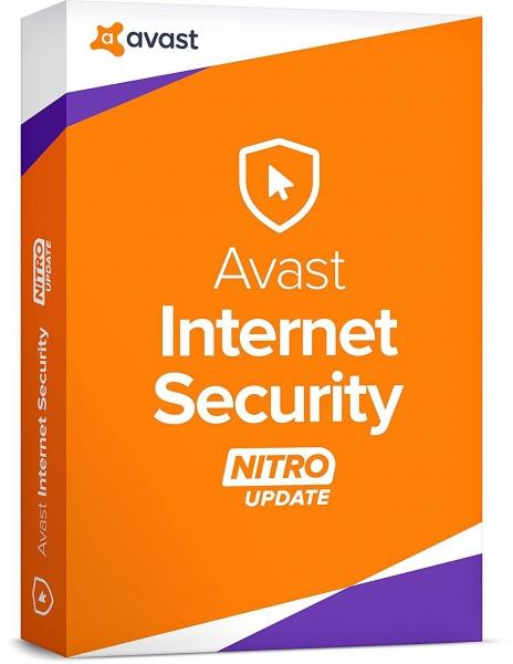 Avast! Avast Internet Security 2017, 5 Geräte - 1 Jahr, Download