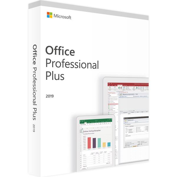Microsoft Office 2019 Professional Plus - www.software-shop.com.de