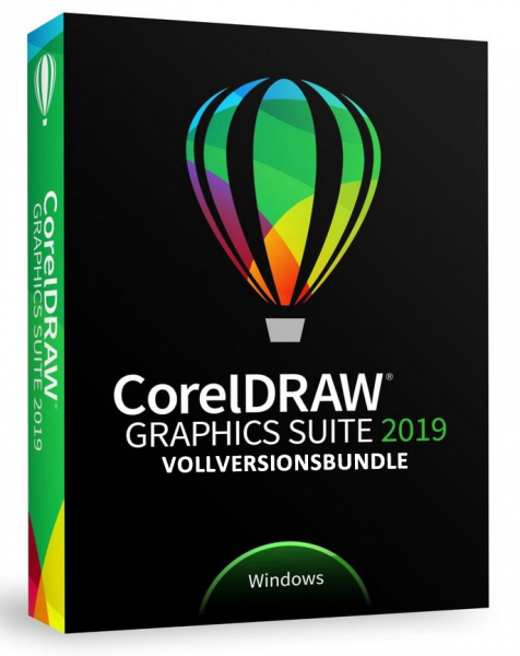 CorelDRAW Graphics Suite 2019 - www.software-shop.com.de