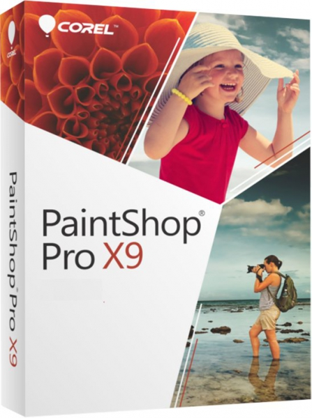 Corel PaintShop Pro X9, Download