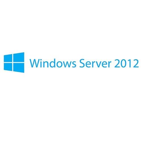 Microsoft Windows Server 2012 R1/R2, 5 User CAL