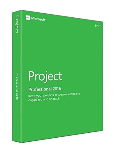 Microsoft Project 2016 Professional, Download