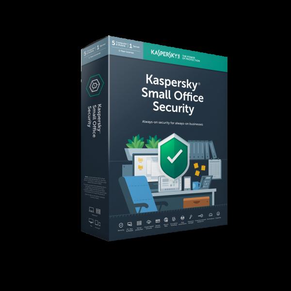 Kaspersky Small Office Security 6 - www.softperten.de